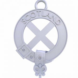 Scottish Saltire Decoration