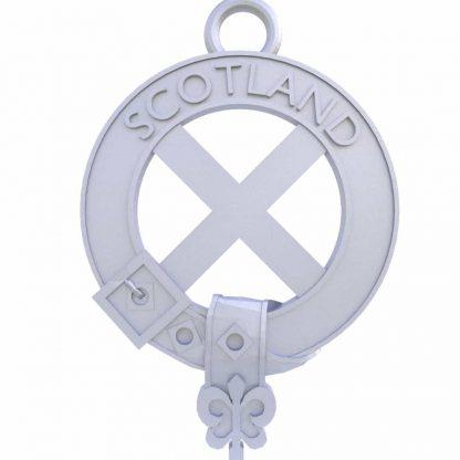 Scottish Saltire Decoration