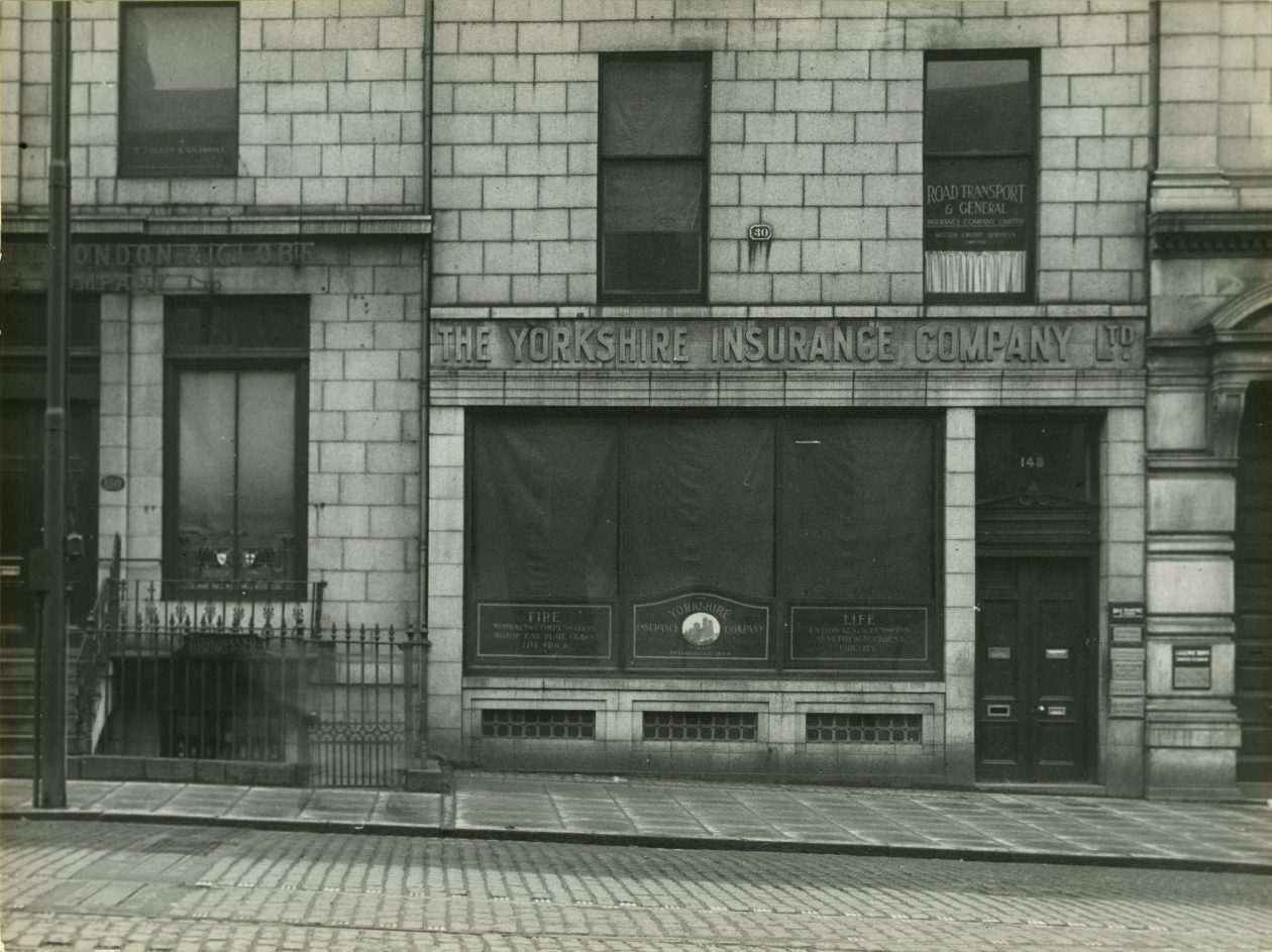 Yorkshire Insurance Company, Aberdeen