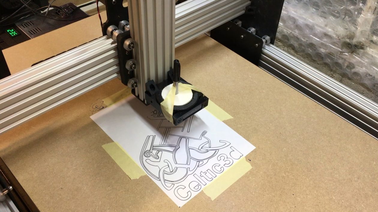 Ooznest Worker Bee CNC