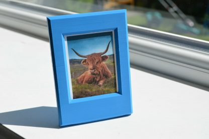3d printed frame for FujiFilm instax prints