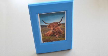 3d printed picture frame for FujiFilm instax prints