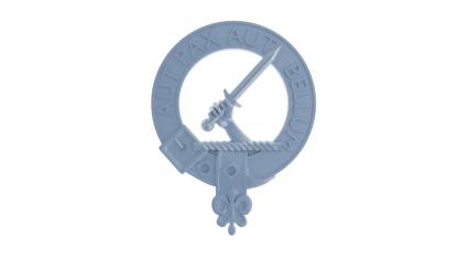 Clan Gunn Plaque