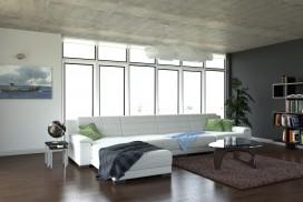 Interior architectural visualisation