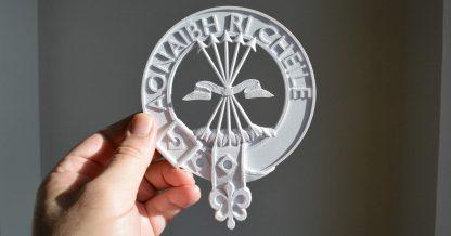 Clan Cameron - Aonaibh ri Cheile