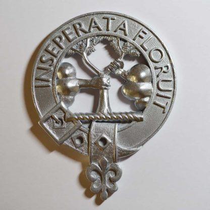 Clan Watson plaque
