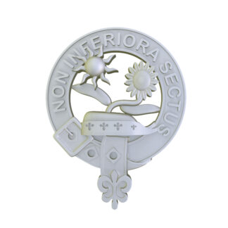 3d printable model file of a Clan Buchan Crest