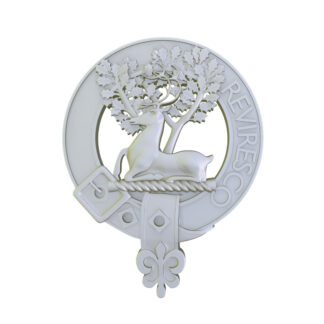 3d printable model file of a Clan Maxwell crest
