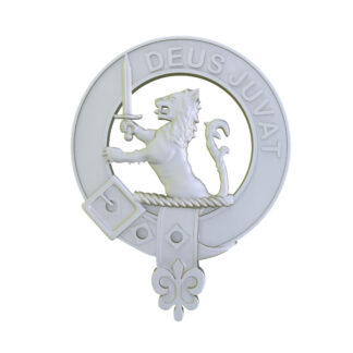 3d printable model file of a MacDuff Clan crest
