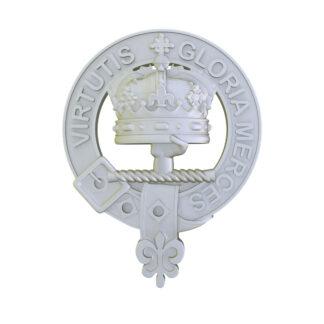 3d printable model file of a Scottish Clan Robertson crest